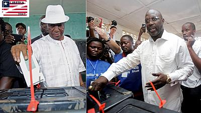 Electoral body sets Liberia's Presidential runoff for Dec 26