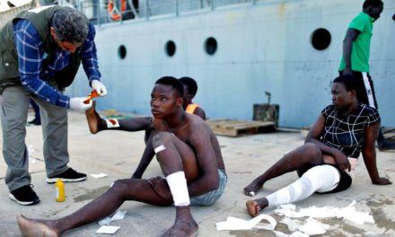Nigeria's 'mafia' collaborating with Libyans to smuggle migrants