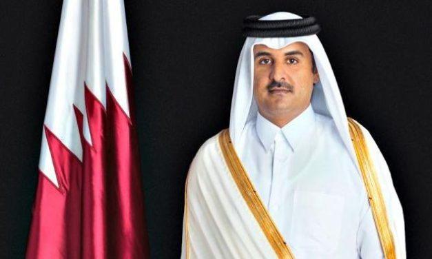 Qatar emir seeking new markets, starts West Africa tour