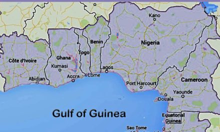 Security experts discuss Gulf of Guinea terror threat