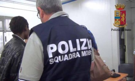 Italian Police arrested 7 persons for trafficking Nigerian women