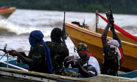 IMB Report: 10 sailors kidnapped by pirates off Nigeria