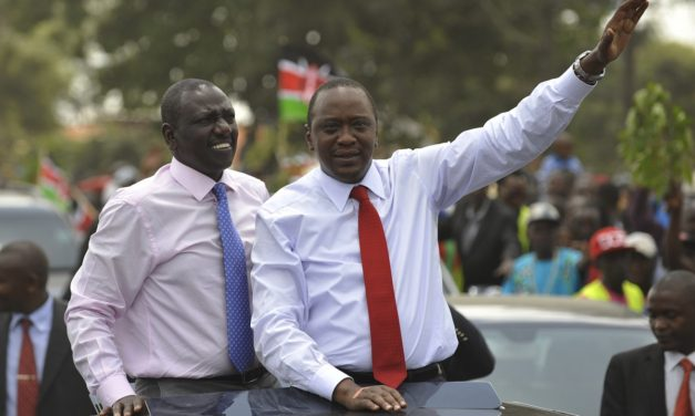 As the world watches, Kenya is set as a time-bomb