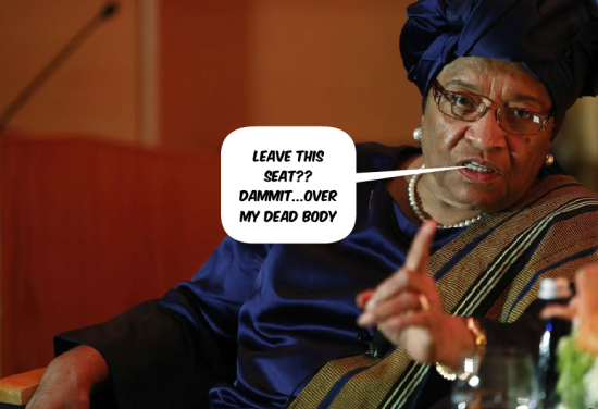 Liberia's politics of uncertainty: Another of Sirleaf's made conflict