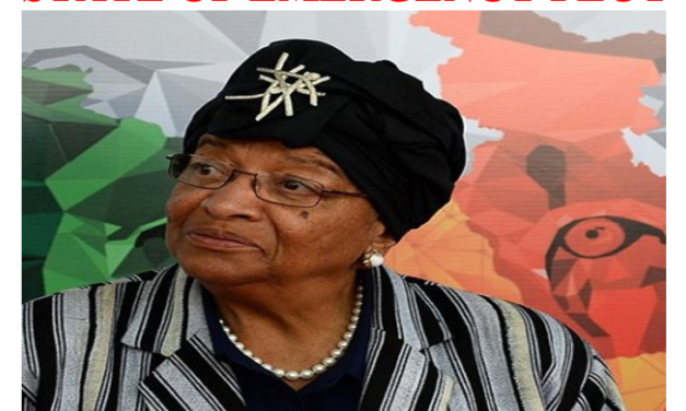 President Sirleaf's Game Plan: A Strategic but Malicious Gamble