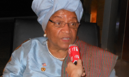 Did Retired Liberian President Sirleaf Influence Global Witness' Exxon Report on Liberia?