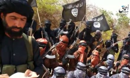 Islamic State offshoot claims the 2017 Niger attack on US troops