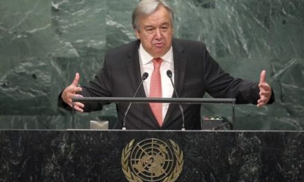 Peacekeeping facing unprecedented challenges, UN chief warns