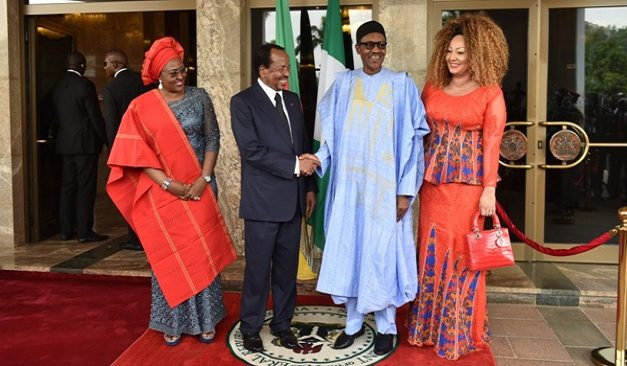 Lawyers accused Nigeria of detaining Cameroon's separatists 'illegally'