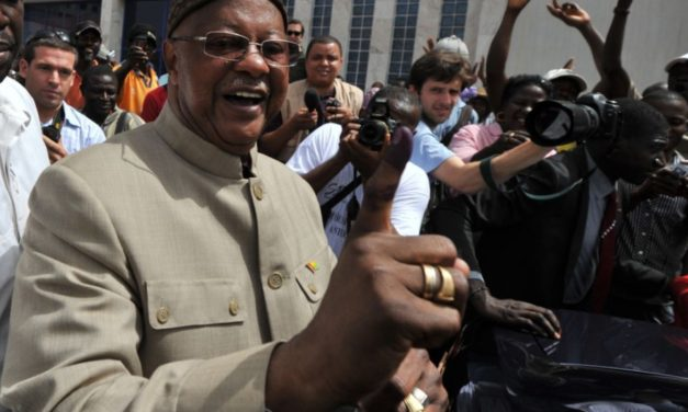 Ousted Guinea Bissau's PM in 2012 coup returns home
