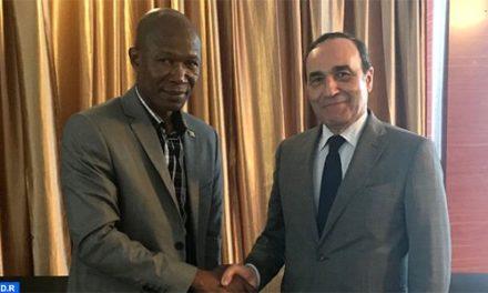 Morocco, Liberia vow to cement legislative cooperation