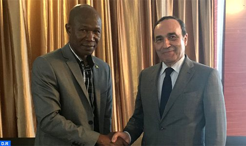 Morocco, Liberia vow to cement legislative cooperation