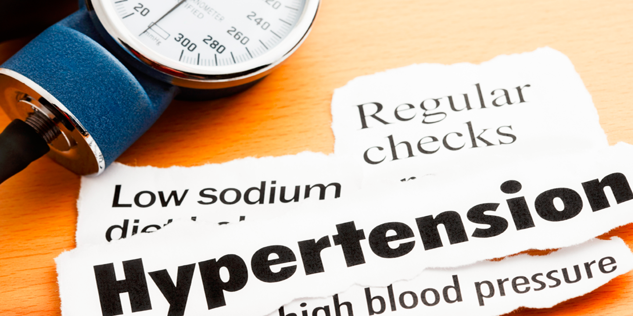 Dealing with high blood pressure, also called hypertension