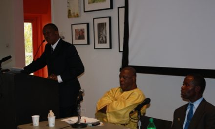 Ex-Liberia's TRC Chairman Verdier, Sr writes President Weah