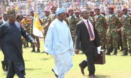 Obasanjo says Nigeria's president Buhari should not seek re-election