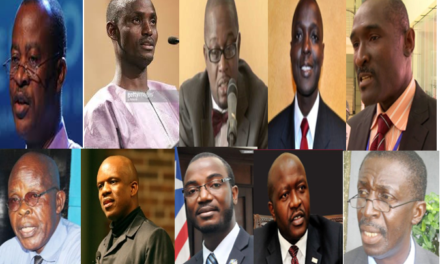 The Integrity Team That President Weah Needs to Defeat Corruption