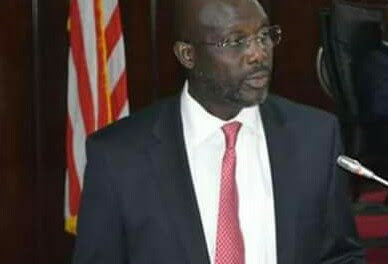 Williams urges Liberians to support President Weah and his agenda