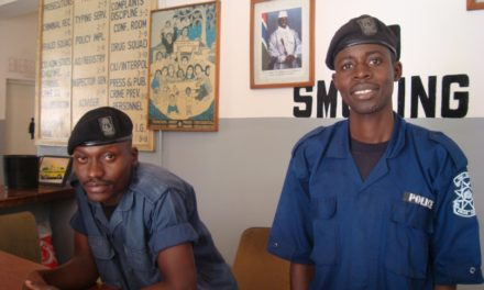 Gambian police 'suspends political events' due to violent clashes