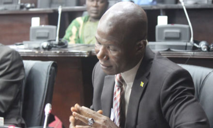 Open letter to House Speaker Bhofal Chambers, Republic of Liberia