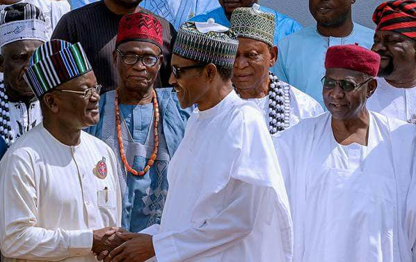 Top officials: Nigeria's president Buhari will seek re-election in 2019