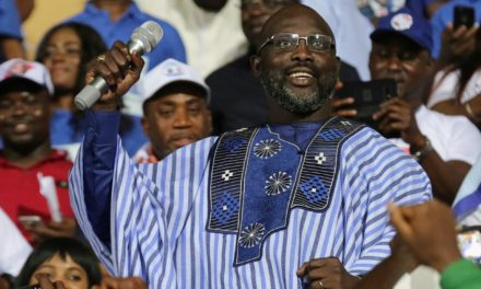 George Weah's First 100 Days