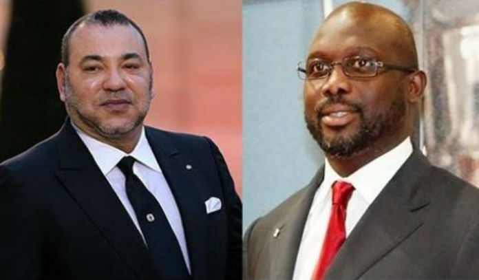 Weah's election promises stronger ties between Morocco and Liberia