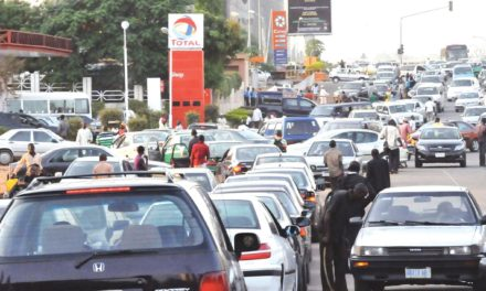As fuel crisis rocks Nigeria, President Buhari frowns on dealers