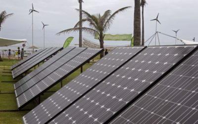 Solar power pay-as-you-go projects in Africa are getting major funding