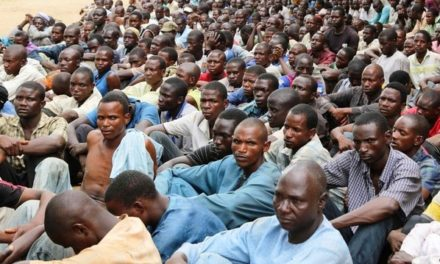 Hundreds of Boko Haram's suspects face mass trial in Nigeria
