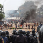 In Guinea's post-electoral violence, 50 arrested