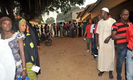 Guinea holds first local elections since military rule
