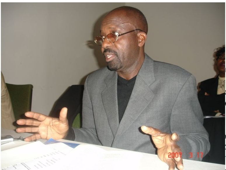 Mohamed S. Kromah urged to contest senate seat vacated by President Weah