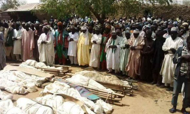 Gunmen attacked village in NW Nigeria, killing 36 people