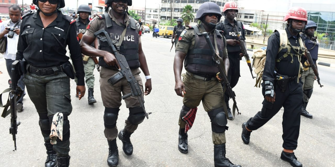 Nigerian police starts nationwide hunt for illegal fire arms