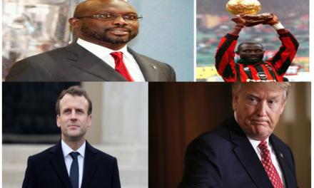 Shifting Ties-Liberia's President Weah Ignores Washington, Turns to France for Aid