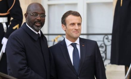 "Liberia's President George Manneh Weah said: I inherited a ""Broke Country."""