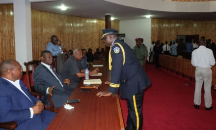 Liberia's new Inspector General of Police is making subtle impact