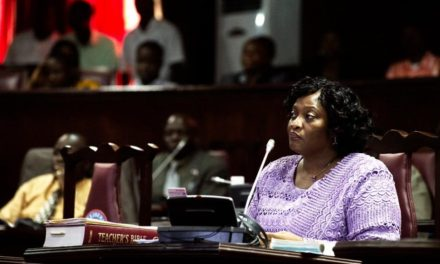 No credible indication Liberia's VP Jewel Howard Taylor is denied U.S. Visa