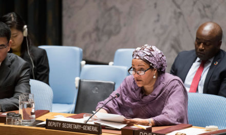 UN asks Liberia to consider 'unfinished business' of war