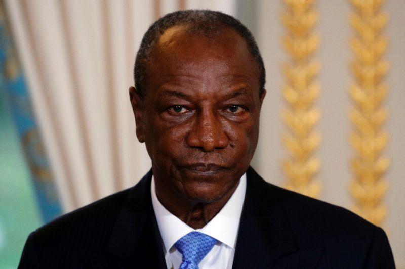 "Guinean president will install ministers ""who listen to the people,"" a statement said."