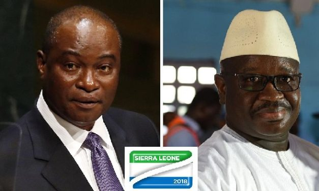 Ruff-off looms, rivals parties clash as presidential vote count continues in Sierra Leone