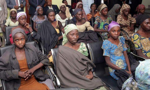 Boko Haram returned Nigeria's abducted schoolgirls to their parents