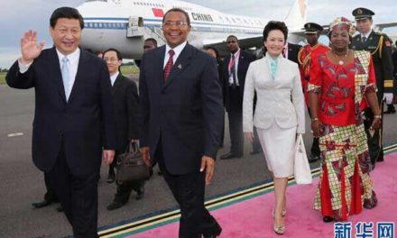 China's growing African footprint could lock the US out from its lone Africa base