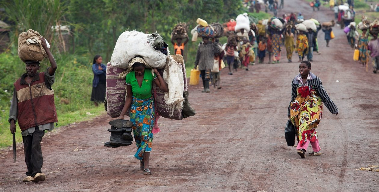 Thousands Flee Ethnic Violence, Sexual Abuse in DRC