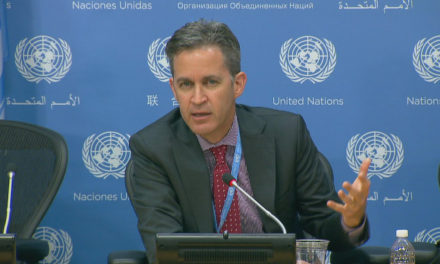 UN human rights expert launches official visit to assess freedom of expression in Liberia