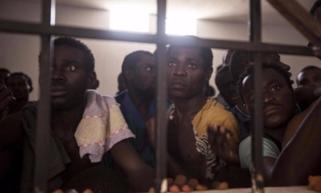 The government of Ghana evacuates 106 of its nationals from Libya