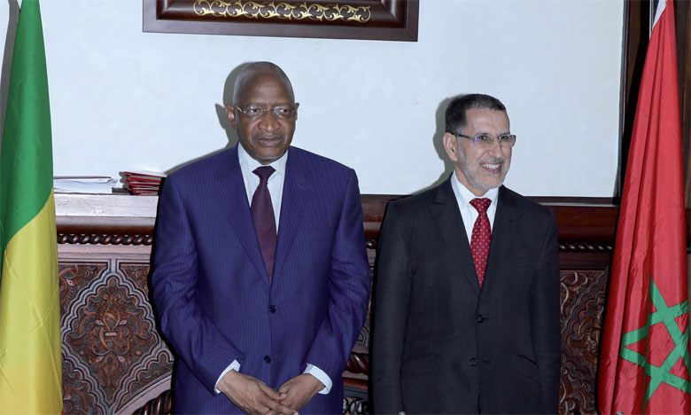 Mali, Morocco signed 5 deals to boost relations and cooperation