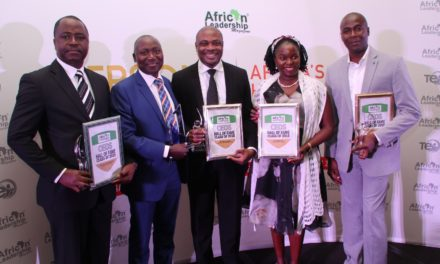 Globe Afrique Inspiring African Series-Musons Group's CEO Joe Gene Mulbah