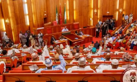 Nigerians angry about Lawmakers' 'shocking' Monthly Allowance