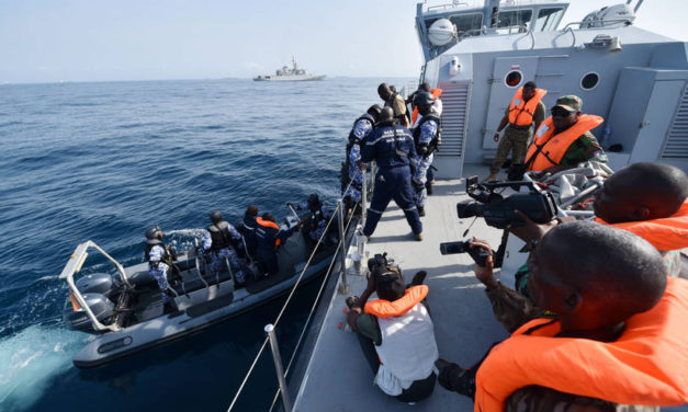 Three Pirates attacks foiled on two vessels off Nigerian coast